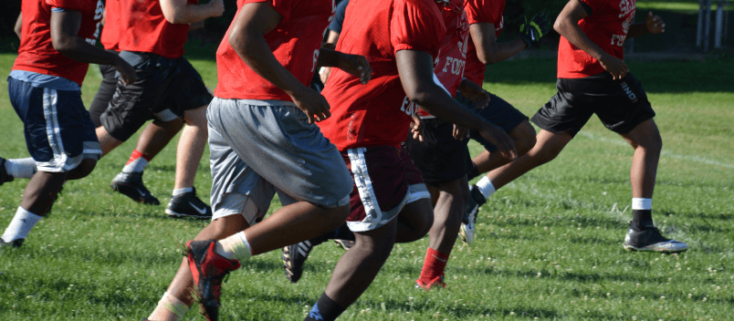 Beyond Sprint Intervals:  Building your Football Team in the Off Season