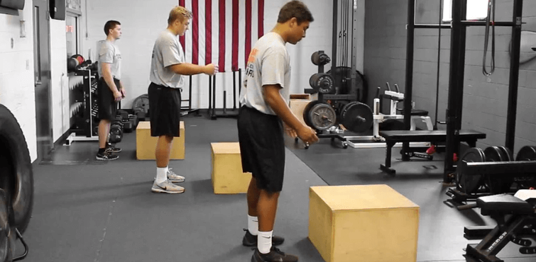 Power: Non-Plyometric Box Jumps [VIDEO]