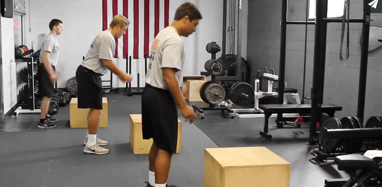 Power: Plyometric Box Jumps [VIDEO]