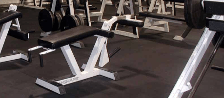 Doing More with Less: Weight Room Flooring on a Budget